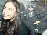 11.MAY.2015 - LONDON - UK ***EXCLUSIVE PICTURES*** NEW HOT COUPLE ACTOR BRADLEY COOPER AND RUSSIAN MODEL IRINA SHAYK PICTURED ENJOYING A ROMANTIC DATE NIGHT AS THEY ARE PICTURED LEAVING NOVIKOV RESTAURANT AND BAR IN MAYFAIR LOOKING HAPPY! BYLINE MUST READ : XPOSUREPHOTOS.COM ***UK CLIENTS - PICTURES CONTAINING CHILDREN PLEASE PIXELATE FACE PRIOR TO PUBLICATION *** UK CLIENTS MUST CALL PRIOR TO TV OR ONLINE USAGE PLEASE TELEPHONE 0208 344 2007**