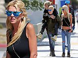 EXCLUSIVE: Tara Reid and Jedward hang out in Hollywood, CA. The platinum trio had lunch at 'El Compadre' Mexican restaurant before goofing around on the streets of Hollywood.\n\nPictured: Tara Reid, Jedward\nRef: SPL1023251  110515   EXCLUSIVE\nPicture by: !?/Clint Brewer/Splash News\n\nSplash News and Pictures\nLos Angeles: 310-821-2666\nNew York: 212-619-2666\nLondon: 870-934-2666\nphotodesk@splashnews.com\n