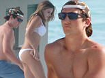 Actor, Miles Teller and his model girlfriend, Keleigh Sperry, are spoted cuddling on a yacht in Miami Beach.\n\nPictured: Miles Teller and Keleigh Sperry\nRef: SPL1023436  110515  \nPicture by: MCCFL / Splash News\n\nSplash News and Pictures\nLos Angeles: 310-821-2666\nNew York: 212-619-2666\nLondon: 870-934-2666\nphotodesk@splashnews.com\n