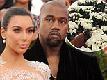 "Kim Kardashian, left, and Kanye West arrive at The Metropolitan Museum of Art's Costume Institute benefit gala celebrating ""China: Through the Looking Glass"" on Monday, May 4, 2015, in New York. (Photo by Charles Sykes/Invision/AP)"