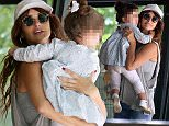 10.MAY.2015 - ROME - ITALY\nPENELOPE CRUZ WITH HER CHILDREN LEONARDO AND LUNA HAVE A SUNNY DAY AT THE PARK VILLA BORGHESE IN ROME, ITALY.\n*AVAILABLE FOR UK SALE ONLY*\nBYLINE MUST READ : CIAO PIX/XPOSUREPHOTOS.COM\n***UK CLIENTS - PICTURES CONTAINING CHILDREN PLEASE PIXELATE FACE PRIOR TO PUBLICATION ***\n*UK CLIENTS MUST CALL PRIOR TO TV OR ONLINE USAGE PLEASE TELEPHONE 0208 344 2007**