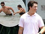 Picture Shows: Miles Teller  May 12, 2015\n \n American actor Miles Teller films scenes for 'Arms and the Dudes' in Miami, Florida.\n \n This weekend Miles proved himself to be a hero after he swam to the rescue of a pregnant woman caught in a riptide on the beach in Miami. \n \n Non Exclusive\n UK RIGHTS ONLY\n \n Pictures by : FameFlynet UK © 2015\n Tel : +44 (0)20 3551 5049\n Email : info@fameflynet.uk.com