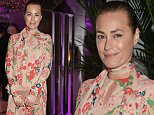 LONDON, ENGLAND - MAY 12:  Yasmin Le Bon attends the Spring Gala In Aid of the Red Cross War Memorial Children's Hospital hosted by QBF and Kerzner Calliva at Claridge's Hotel on May 12, 2015 in London, England.  (Photo by David M. Benett/Getty Images for Quercus Biasi Foundation)