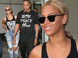 Beyonce spotted wearing ripped jeans in New York City.\n\nPictured: Beyonce\nRef: SPL1022546  110515  \nPicture by: Splash News\n\nSplash News and Pictures\nLos Angeles: 310-821-2666\nNew York: 212-619-2666\nLondon: 870-934-2666\nphotodesk@splashnews.com\n