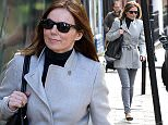 Geraldine Halliwell is seen out and about in north london.  Pictured: Geri Halliwell  Ref: SPL1023579  120515   Picture by: James Jenkins / Splash News  Splash News and Pictures Los Angeles: 310-821-2666 New York: 212-619-2666 London: 870-934-2666 photodesk@splashnews.com