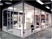 Servicor Stretchwall Cleanroom
