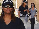 EXCLUSIVE: Queen Latifah and girlfriend, Eboni Nichols, were spotted on a romantic evening stroll in the Tribeca neighborhood of NYC.\n\nPictured: Queen Latifah and Eboni Nichols\nRef: SPL1023343  110515   EXCLUSIVE\nPicture by: J. Webber / Splash News\n\nSplash News and Pictures\nLos Angeles: 310-821-2666\nNew York: 212-619-2666\nLondon: 870-934-2666\nphotodesk@splashnews.com\n