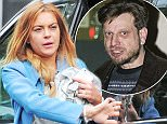 9 May 2015  - LONDON  - UK *** EXCLUSIVE ALL ROUND PICTURES *** HOLLYWOOD ACTRESS LINDSAY LOHAN TAKING A BREAK FROM COMMUNITY SERVICE AND DINING AT THE IVY IN LONDON BYLINE MUST READ : XPOSUREPHOTOS.COM ***UK CLIENTS - PICTURES CONTAINING CHILDREN PLEASE PIXELATE FACE PRIOR TO PUBLICATION *** **UK CLIENTS MUST CALL PRIOR TO TV OR ONLINE USAGE PLEASE TELEPHONE  442083442007