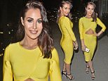 LONDON, UNITED KINGDOM - MAY 13: Chloe Goodman poses for photographs at Nobu on May 13, 2015 in London, England.\nPHOTOGRAPH BY Eagle Lee / Barcroft Media\nUK Office, London.\nT +44 845 370 2233\nW www.barcroftmedia.com\nUSA Office, New York City.\nT +1 212 796 2458\nW www.barcroftusa.com\nIndian Office, Delhi.\nT +91 11 4053 2429\nW www.barcroftindia.com