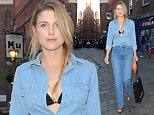 Picture Shows: Ashley James  May 13, 2015\n \n Ashley James seen leaving the Style for Stroke t-shirt launch party in London, England.\n \n Non Exclusive\n WORLDWIDE RIGHTS\n \n Pictures by : FameFlynet UK © 2015\n Tel : +44 (0)20 3551 5049\n Email : info@fameflynet.uk.com