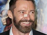 Mandatory Credit: Photo by Matt Baron/BEI/REX_Shutterstock (3741976br).. Hugh Jackman.. 'X-Men: Days of Future Past' film premiere, New York, America - 10 May 2014.. ..