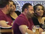 """EXCLUSIVE: ** PREMIUM RATES APPLY** Joe Giudice is seen out for dinner with a mystery younger woman in photos obtained by RadarOnline.com.\nJoe - whose wife Teresa is currently serving a prison sentence - dined out with the woman and what looked to be a couple at Seabra's seafood restaurant in Newark, New Jersey, at 8.30pm on April 29, RadarOnline reports.\nEyewitness Stephanie Palacios told RadarOnline the group drank red wine and Joe """"looked to be having a good time, having a conversations and laughing"""".\nPalacios told RadarOnline Giudice and the woman appeared to have """"chemistry"""".\nShe added: """"They didn't touch, but they were sitting close together and he seemed to be listening intently to whatever she said.""""\n\nPictured: Joe Giudice dines with a mystery younger woman\nRef: SPL1023124  120515   EXCLUSIVE\nPicture by: radaronline.com / Splash News\n\nSplash News and Pictures\nLos Angeles: 310-821-2666\nNew York: 212-619-2666\nLondon: 8"""
