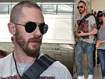Tom Hardy seen arriving at Nice airport for the cannes film festival  Pictured: Tom Hardy Ref: SPL1020230  120515   Picture by: Neil Warner / TGB / Splash News  Splash News and Pictures Los Angeles: 310-821-2666 New York: 212-619-2666 London: 870-934-2666 photodesk@splashnews.com