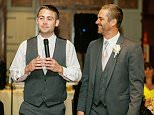 EXCLUSIVE: *PREMIUM RATES APPLY*  Paul Walker is best man at his brother Caleb's wedding just six weeks before his death. The actor, who was tragically killed in a car crash on November 30, 2013, was all smiles at the event at the Dove Canyon Country Club in Rancho Santa Margarita, California. These touching images show Paul posing with other members of the wedding party, giving a speech and sharing a laugh with his youngest brother Cody. Caleb Walker married his longterm girlfriend Stephanie on October 19, 2013.\n\nPictured: Cody Walker and Paul Walker\nRef: SPL661466  031213   EXCLUSIVE\nPicture by: chardphoto.com/ Splash News\n\nSplash News and Pictures\nLos Angeles:\t310-821-2666\nNew York:\t212-619-2666\nLondon:\t870-934-2666\nphotodesk@splashnews.com\n