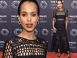 NEW YORK, NY - MAY 13:  Actress Kerry Washington attends A Tribute To African-American Achievements In Television hosted by The Paley Center For Media at Cipriani Wall Street on May 13, 2015 in New York City.  (Photo by Mike Coppola/Getty Images)
