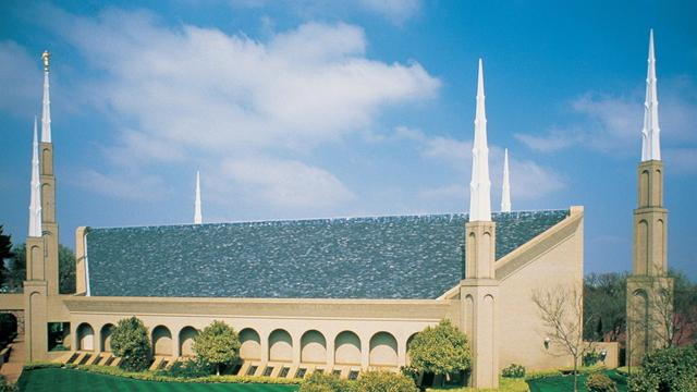 Johannesburg South Africa Temple
