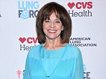 NEW YORK, NY - MAY 12:  Valerie Harper steps out in New York City for the American Lung Association's LUNG FORCE as it launches its Share Your Voice initiative to raise awareness of the number one cancer killer of women, lung cancer, on May 12, 2015 in New York City.  (Photo by Theo Wargo/Getty Images for American Lung Association)