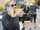 Picture Shows: Reese Witherspoon  May 12, 2015    'Hot Pursuit' star Reese Witherspoon goes grocery shopping at Bristol Farms in Brentwood, California.     A hiker on the Pacific Crest Trail recently found the boot that Reese tossed off a cliff while filming 'Wild' back in 2013 - a role which scored her an Academy Award nomination for Best Actress earlier this year.    Exclusive - All Round  UK RIGHTS ONLY    Pictures by : FameFlynet UK � 2015  Tel : +44 (0)20 3551 5049  Email : info@fameflynet.uk.com
