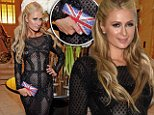 MANDATORY BYLINE: John Furniss / Corbis\nParis Hilton leaves The Cafe Royal to attend the FIFI awards, London on 14th May 2015 \n\nPictured: Paris Hilton\nRef: SPL1025757  140515  \nPicture by: Jon Furniss\n\nSplash News and Pictures\nLos Angeles: 310-821-2666\nNew York: 212-619-2666\nLondon: 870-934-2666\nphotodesk@splashnews.com\n