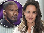Mandatory Credit: Photo by Startraks Photo/REX Shutterstock (4751496c)\n Katie Holmes\n Katie Holmes celebrating the launch of Alterna Haircare's Bamboo Beach Collection, New York, America - 05 May 2015\n Katie Holmes celebrating the launch of Alterna Haircare's Bamboo Beach Collection\n