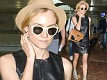 15 May 2015 - NICE - FRANCE DIANA KRUGER ARRIVING AT NICE AIRPORT IN FRANCE ON HER WAY TO THE 68TH CANNES FILM FESTIVAL! BYLINE MUST READ : XPOSUREPHOTOS.COM ***UK CLIENTS - PICTURES CONTAINING CHILDREN PLEASE PIXELATE FACE PRIOR TO PUBLICATION *** PLEASE CREDIT USAGE AS PER BYLINE **UK CLIENTS MUST CALL PRIOR TO TV OR ONLINE USAGE PLEASE TELEPHONE +44 208 344 2007
