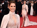Mandatory Credit: Photo by David Fisher/REX Shutterstock (4774852p)\n Cheryl Cole\n 'Irrational Man' premiere, 68th Cannes Film Festival, France - 15 May 2015\n \n