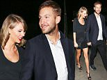 13.MAY.2015 - VENICE - LOS ANGELES\n***EXCLUSIVE PICTURES - NOT AVAILABLE FOR ONLINE USAGE***\n***STRICTLY AVAILABLE FOR UK ONLY***\nNEW HOT COUPLE TAYLOR SWIFT AND DJ BOYFRIEND CALVIN HARRIS SEEM TO BE GETTING A LOT MORE SERIOUS AS THE ADORABLE COUPPLE WERE PICTURED LOOKING LOVED UP AS THEY ENJOYED A COZY DATE NIGHT AT VENICE HOTSPOT GJELINA, THE PAIR CAN BE SEEN HOLDING HANDS AND SEEMED IN GOOD SPIRITS AS THEY JOKED AND GIGGLED!\nBYLINE MUST READ : XPOSUREPHOTOS.COM\n*UK CLIENTS MUST CALL PRIOR TO TV OR ONLINE USAGE PLEASE TELEPHONE 0208 344 2007*