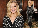 "LONDON, ENGLAND - MAY 14:  Kate Hudson attends the ""Icons of Style"" dinner hosted by Michael Kors and Vanity Fair on May 14, 2015 in London, United Kingdom.  (Photo by David M. Benett/Getty Images for Michael Kors)"