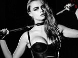 Taylor Swift @taylorswift13  ·  15m 15 minutes ago Meet Mother Chucker.  @Caradelevingne  #BadBloodMusicVideo