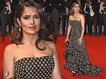 Mandatory Credit: Photo by David Fisher/REX Shutterstock (4774847f)\n Salma Hayek\n 'Tale of Tales' premiere, 68th Cannes Film Festival, France - 14 May 2015\n \n