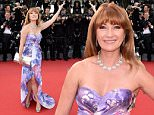Mandatory Credit: Photo by David Fisher/REX Shutterstock (4770750ay)\n Jane Seymour\n 'Standing Tall' premiere and opening ceremony, 68th Cannes Film Festival, France - 13 May 2015\n \n