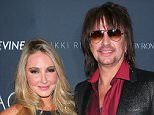 WEST HOLLYWOOD, CA - NOVEMBER 06:  Nikki Lund (L) and Richie Sambora attend the TAGS Two year anniversary party on November 6, 2014 in West Hollywood, California.  (Photo by Mark Davis/Getty Images for TAGS)