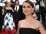 """CANNES, FRANCE - MAY 16:  Director Natalie Portman (C) attends the Premiere of """"A Tale Of Love And Darkness"""" during the 68th annual Cannes Film Festival on May 16, 2015 in Cannes, France.  (Photo by Gisela Schober/Getty Images)"""