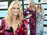 SANTA MONICA, CA - MAY 16:  Actress Molly Sims attends OCRF's 2nd Annual Super Saturday LA on May 16, 2015 in Santa Monica, California.  (Photo by Michael Buckner/Getty Images for FIJI)