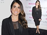 """Solo arrivals as Maybelline New York celebrates """"100 Years"""".  Maybelline New York hosted an invite-only red carpet cocktail party to celebrate their extraordinary 100 year anniversary. Held in the IAC Building in NYC.  Pictured: Nikki Reed Ref: SPL1026041  140515   Picture by: Johns PKI / Splash News  Splash News and Pictures Los Angeles: 310-821-2666 New York: 212-619-2666 London: 870-934-2666 photodesk@splashnews.com"""