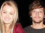 12 May 2015 - WEST HOLLYWOOD - USA ONE DIRECTION STAR LOUIS TOMLINSON LOOKING A LITTLE WORSE FOR WEAR AS HE ATTENDS THE SNOOP DOGG'S CD RELEASE PARTY IN WEST HOLLYWOOD WITH A MYSTERY BLONDE.  BYLINE MUST READ : XPOSUREPHOTOS.COM ***UK CLIENTS - PICTURES CONTAINING CHILDREN PLEASE PIXELATE FACE PRIOR TO PUBLICATION *** **UK CLIENTS MUST CALL PRIOR TO TV OR ONLINE USAGE PLEASE TELEPHONE  44 208 344 2007**