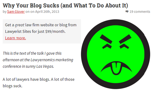 Image source: http://lawyerist.com/why-your-blog-sucks-and-what-to-do-about-it-lawyernomics/