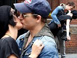 Mandatory Credit: Photo by Startraks Photo/REX Shutterstock (4775382d)\n Peter Facinelli and Jaimie Alexander\n Peter Facinelli and Jaimie Alexander out and about, New York, America - 16 May 2015\n Peter Facinelli and Jaimie Alexander Kissing in Soho\n