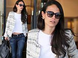 """Picture Shows: Jordana Brewster  May 15, 2015\n \n """"Fast & Furious"""" star Jordana Brewster enjoys some solo shopping at Barneys New York in Beverly Hills, California. With the announcement of 'Fast and Furious 8' fans of the series are wondering if Jordana will return to reprise her role as Mia Toretto. \n \n Non Exclusive\n UK RIGHTS ONLY\n \n Pictures by : FameFlynet UK © 2015\n Tel : +44 (0)20 3551 5049\n Email : info@fameflynet.uk.com"""