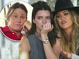 Bruce Jenner Kendall Khloe Kardashian
