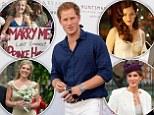 Harry marry