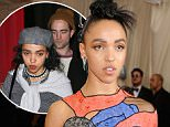 "NEW YORK, NY - MAY 04:  FKA twigs arrives at ""China: Through The Looking Glass"" Costume Institute Benefit Gala at the Metropolitan Museum of Art on May 4, 2015 in New York City.  (Photo by Rabbani and Solimene Photography/Getty Images)"