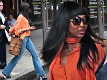 *NO NEW YORK POST / NEW YORK DAILY NEWS / NEWSCOM*\nEXCLUSIVE: Naomi Campbell lunched with a groups of friends that included Brandon Davis and Richie Akiva at Nello's on Madison ave today. \n\nPictured: Naomi Campbell\nRef: SPL1026326  160515   EXCLUSIVE\nPicture by: Lawrence Schwartzwald/Splash\n\nSplash News and Pictures\nLos Angeles: 310-821-2666\nNew York: 212-619-2666\nLondon: 870-934-2666\nphotodesk@splashnews.com\n