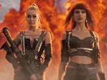 Tayor Swift's Bad Blood Music Video