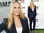 LOS ANGELES, CA - MAY 17:  Host Molly Sims attends Samsung Home Appliances Hosts Billboard Music Awards Viewing Party at the London Hotel on May 17, 2015 in Los Angeles, California.  (Photo by Charley Gallay/Getty Images for Quintessentially)