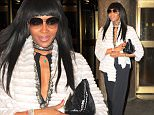 137329, Naomi Campbell seen leaving SNL after-party at the Rockefeller Center in NYC. New York, New York - Sunday May 17, 2015. Photograph: © RGK / PAPJUICE, PacificCoastNews. Los Angeles Office: +1 310.822.0419 sales@pacificcoastnews.com FEE MUST BE AGREED PRIOR TO USAGE