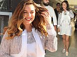 18.MAY.2015 - NICE - FRANCE\n*** NOT AVAILABLE FOR ITALY ***\nKELLY BROOK ARRIVES AT NICE AIRPORT DURING THE 68TH CANNES FILM FESTIVAL.\nBYLINE MUST READ : XPOSUREPHOTOS.COM\n***UK CLIENTS - PICTURES CONTAINING CHILDREN PLEASE PIXELATE FACE PRIOR TO PUBLICATION ***\n**UK CLIENTS MUST CALL PRIOR TO TV OR ONLINE USAGE PLEASE TELEPHONE 44 208 344 2007**