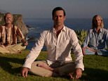 Mad Men Series Finale  Grabs Part 2 17/05/2015