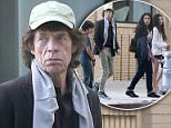 Picture Shows: Mick Jagger  May 17, 2015    ** Min Web / Online Fee £150 For Set **    'The Rolling Stones' frontman Mick Jagger and his daughter Karis out shopping with her kids at Barneys New York in Beverly Hills, California. Mick was treating to grandkids to some early summer presents.    ** Min Web / Online Fee £150 For Set **    EXCLUSIVE ALL ROUNDER  UK RIGHTS ONLY  Pictures by : FameFlynet UK © 2015  Tel : +44 (0)20 3551 5049  Email : info@fameflynet.uk.com