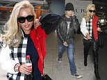 Picture Shows: Ricky Hilfiger  May 18, 2015    Singer Rita Ora and boyfriend Ricky Hilfiger are spotted arriving back in London, UK.    Rita is back in the UK after attending the Billboard Music Awards in Las Vegas the night before.    Non Exclusive  WORLDWIDE RIGHTS    Pictures by : FameFlynet UK © 2015  Tel : +44 (0)20 3551 5049  Email : info@fameflynet.uk.com